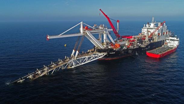 Merkel schließt Stopp von Nord Stream 2 nicht aus