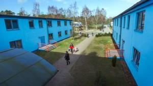 NPD-Abgeordnete dürfen Flüchtlingsheim besuchen