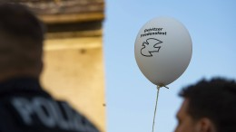 Neonazi-Festival in Ostritz blieb friedlich