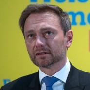 Nicht mit den Grünen: Der FDP-Vorsitzende Christian Lindner