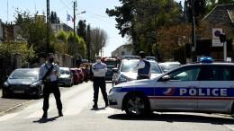Polizistin bei Messerangriff tödlich verletzt