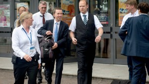 Petry fordert Parteimitglieder zum Bleiben auf