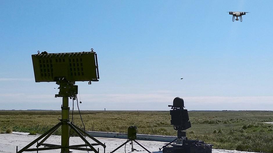 Kammerjäger: ein israelisches System zur Drohnenabwehr