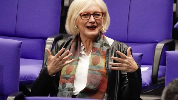 Dagmar Ziegler ist neue Vizepräsidentin des Bundestags