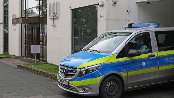Merkel verurteilt antisemitische Demonstrationen