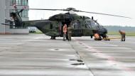 Bundeswehr überprüft Triebwerke aller NH90-Hubschrauber