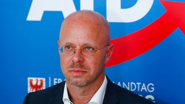 Kalbitz bleibt in der Brandenburger AfD-Landtagsfraktion