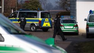 Razzien gegen Reichsbürger in mehreren Bundesländern
