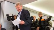 Jörg Meuthen ist längste Zeit Fraktionsvorsitzender der AfD im Landtag in Stuttgart gewesen.