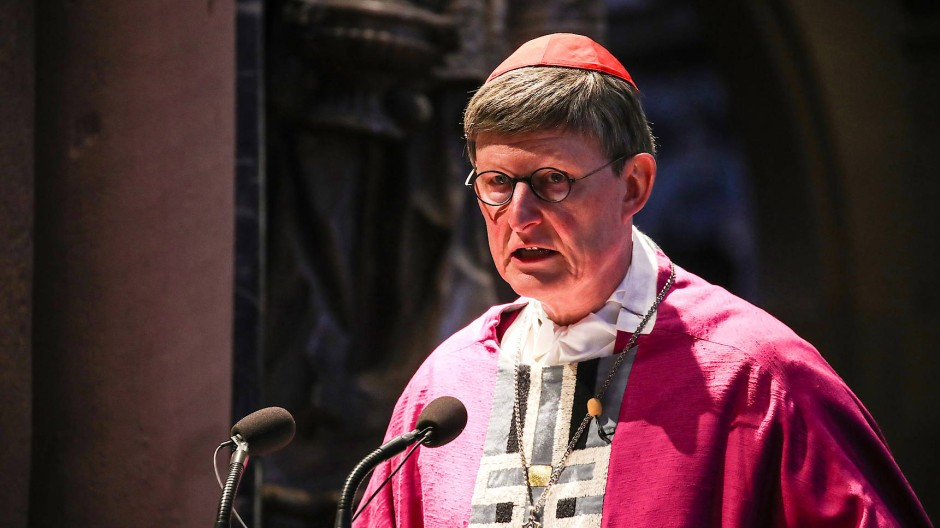 Rainer Maria Kardinal Woelki im März 2020 in Mainz