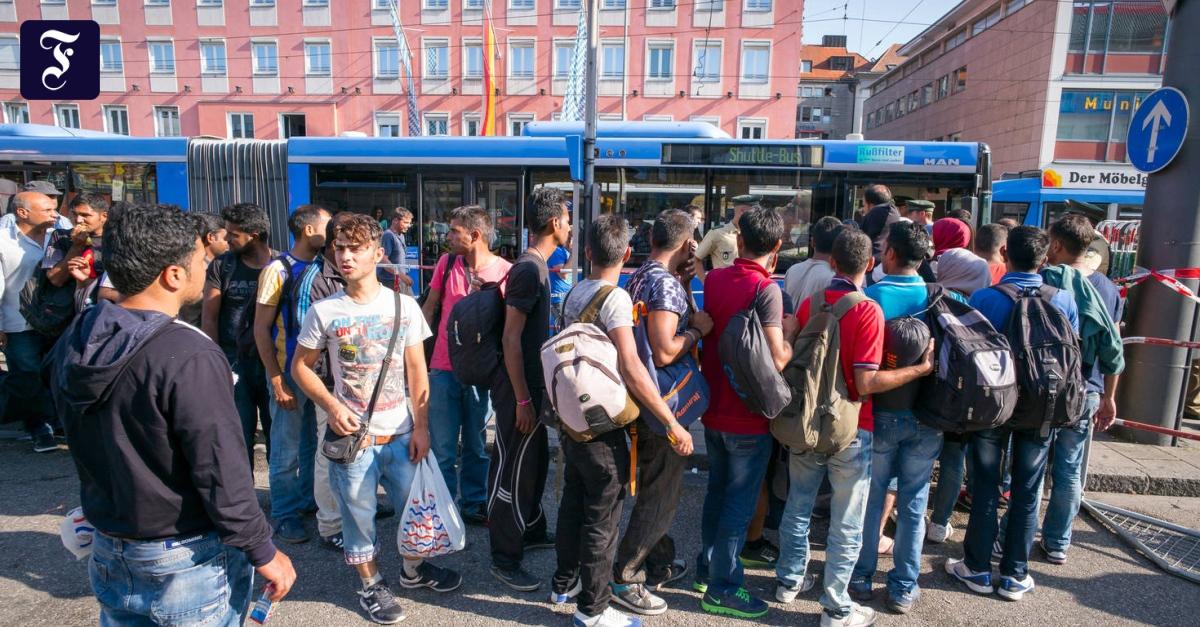 Flüchtlinge München Aktuell