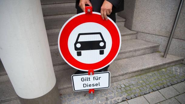 Stuttgart will Fahrverbote mit Kniff abwenden