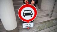 Kommen erst einmal nicht: Fahrverbote für Diesel in Stuttgart