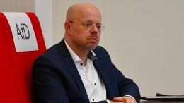 Kalbitz verzichtet auf Bundestagskandidatur