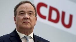 Laschet sagt wegen Unwetterlage Besuch bei CSU-Klausur ab