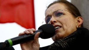 Ehemalige Pegida-Frontfrau soll 120 Tage Haft antreten