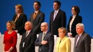 CDU plädiert für einen starken Staat