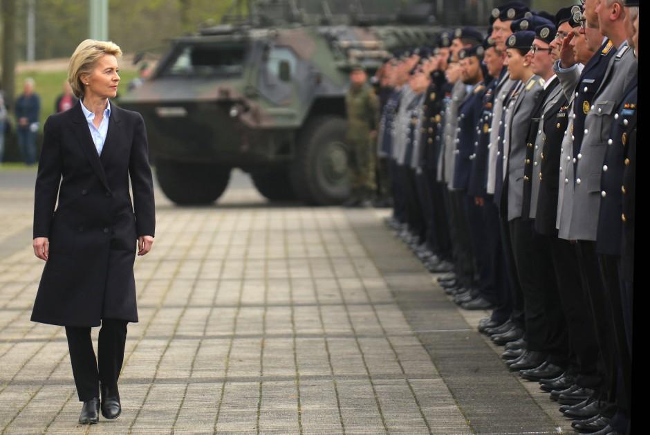 Cyberangriffe auf Deutschland Wunsch nach Abwehrmöglichkeit