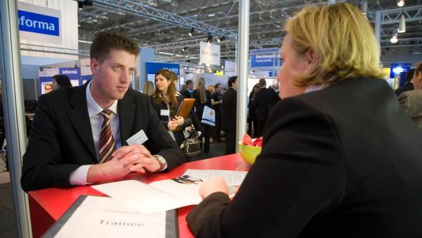 Hobsons Absolventenkongress - Stimmung auf der größten Jobmesse in Deutschland.