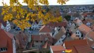 Beschaulich, ruhig, grün: Die hessische Kleinstadt Zwingenberg wählt so grün wie wenig andere Ecken in Hessen.