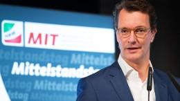 Wüst soll Laschet als Ministerpräsident nachfolgen