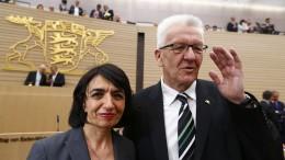 """Kretschmann rügt """"Stammes-Gedanken"""" von AfD-Politiker"""