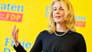 Linda Teuteberg soll in FDP-Parteiführung aufrücken