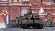 Jeder dritte Deutsche fürchtet Krieg mit Russland