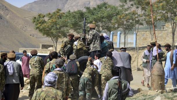 Taliban erklären Pandschir-Tal für erobert