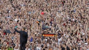Obama in Deutschland: Ein Abschied mit Wehmut