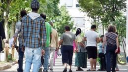 Im ersten Halbjahr weniger Asylanträge
