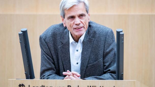 Gedeon erklärt Kandidatur für AfD-Vorsitz