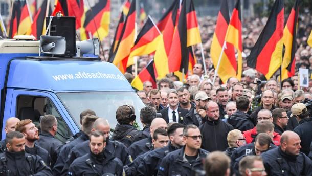Bremer und Niedersächsischer Verfassungsschutz beobachten AfD-Nachwuchs