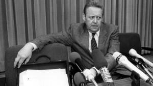 Günter Schabowski gestorben