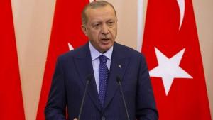 Kein großer Auftritt für Erdogan
