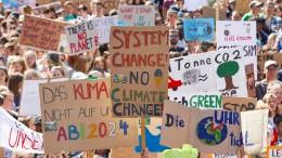 Deutschland muss beim Klimaschutz vorangehen