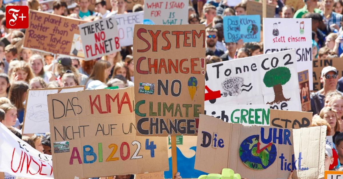 Senkung der CO2-Emissionen: Deutschland muss beim Klimaschutz vorangehen