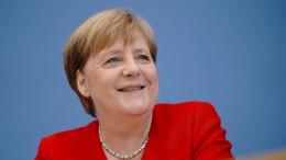 Merkel distanziert sich deutlich von Trump-Äußerungen