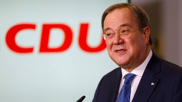 Die CDU hat Ruh – erst einmal