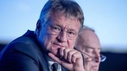 Meuthen führt die AfD in den Europawahlkampf