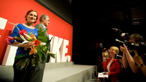 Die Linke - Auf ihrem Göttinger Bundesparteitag wählt die Partei einen neuen Bundesvorstand