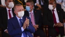 Erdogans Machtbasis erodiert