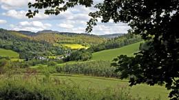 Feldschlacht im Hochsauerland