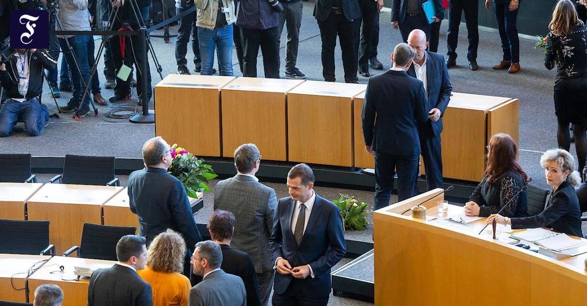 Machtspiele in Erfurt: Schachmatt