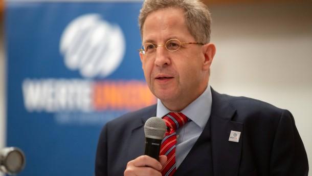 Journalisten-Verband fordert Entschuldigung von Maaßen