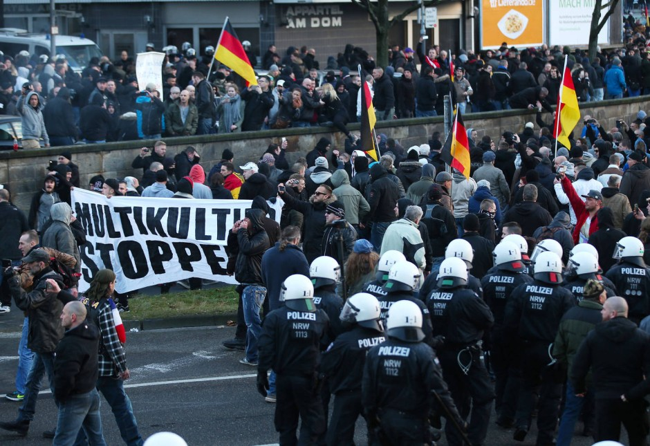 Köln Demo Heute Aktuell