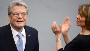 Gaucks Vermächtnis