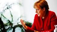 Merkel mahnt Türkei zu Änderungen