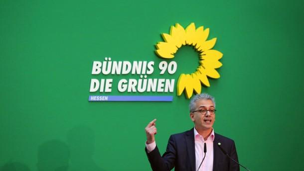 Irritationen beim Umbau der Grünen-Parteispitze