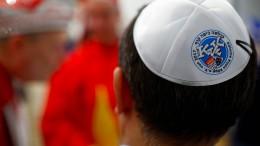 Können Juden überall Kippa tragen?